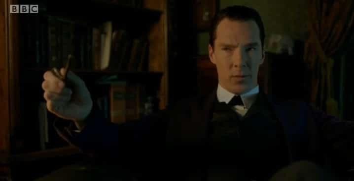 Sherlock Holmes in 19th century